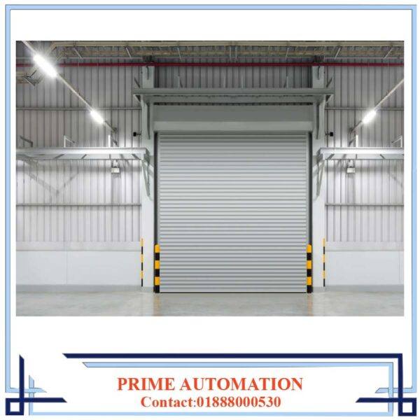 Automatic High Speed PVC Shutter