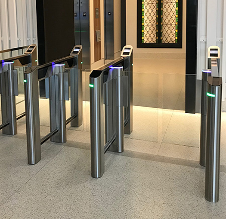 Prime Automatic Turnstile System
