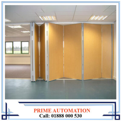 Acoustic Movable Partition Wall