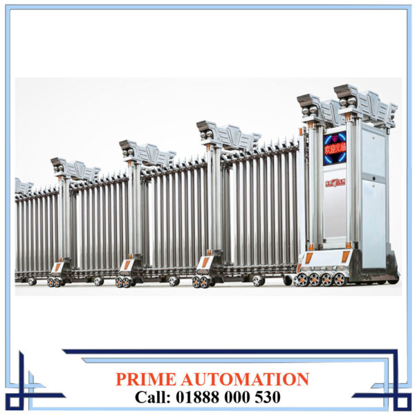 Automatic Collapsible Gate