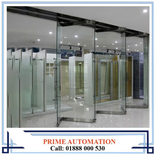 Movable Glass Partition Wall
