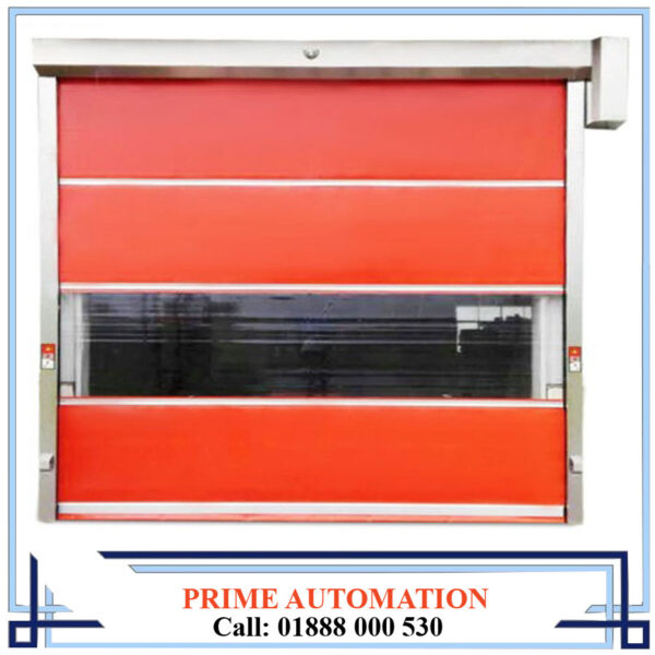Automatic Plastic Fast Rolling Shutter