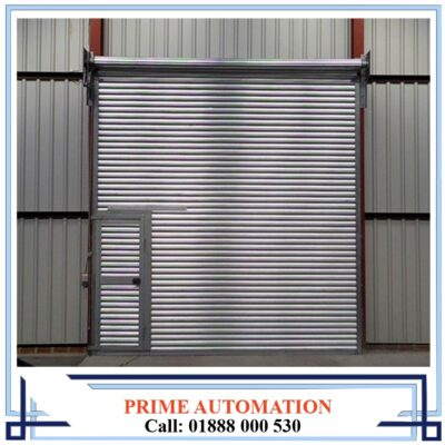 Automatic Shutter With Walking Door