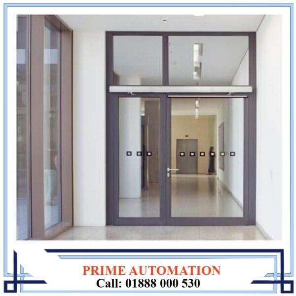 Automatic Swing Sensor Glass Door Floor Spring