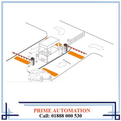 Paid Parking System / ticketing System